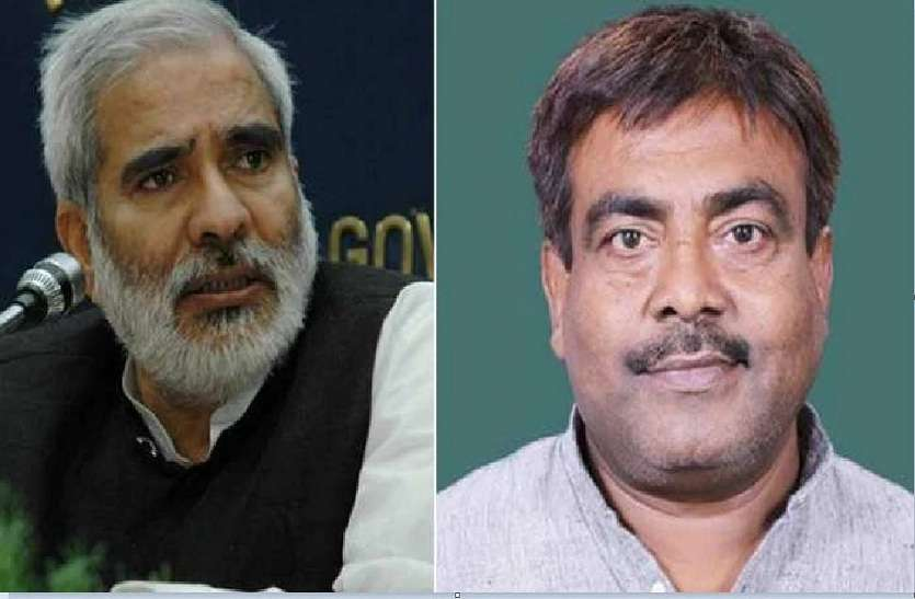 लालू यादव की पार्टी को तगड़ा झटका, नाराज कद्दावर राजपूत नेता रघुवंश प्रसाद का इस्तीफा