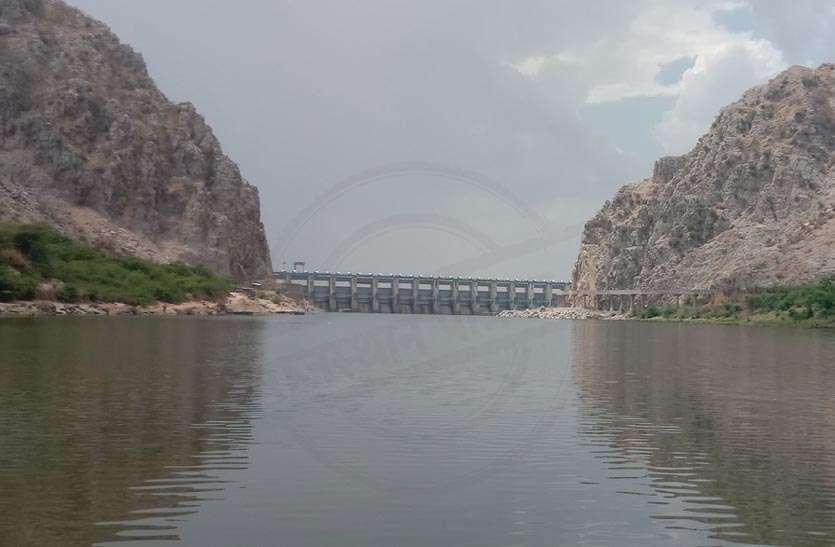 बीसलपुर में आया एक साल का पानी, बांध में अब तक 6 टीएमसी पानी की हो चुकी आवक