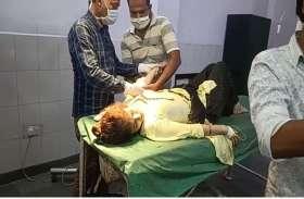प्रेम विवाह कर आशीर्वाद लेने पहुंचा सिपाही, ससुर ने बेटी और दमाद दोनों काे मार दी गाेली