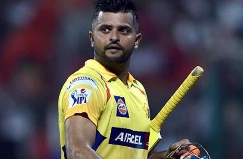 Suresh Raina की जगह स्टार बल्लेबाज डेविड मिलान को लेने की अटकलों को किया खारिज