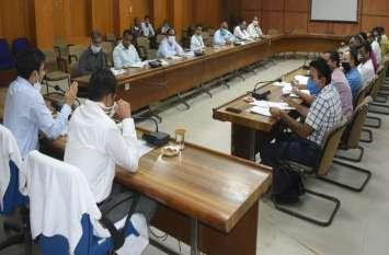 पहली बार जोधपुर में रक्षा विभाग के साथ समन्वय, अटके ओवरब्रिज की उम्मीद जगी