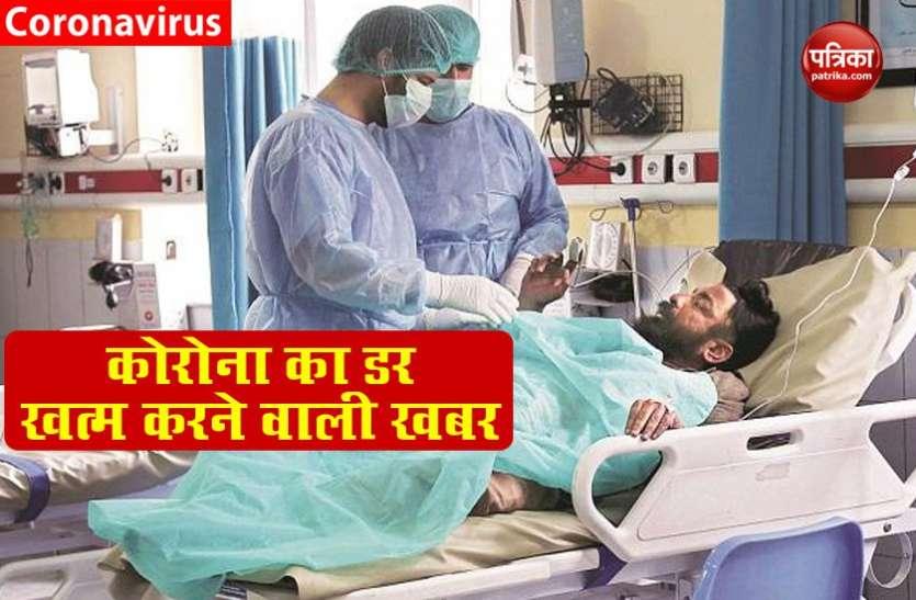 भारत में कोरोना के तांडव के बीच अच्छी खबर, टॉप डॉक्टर ने बताया कैसे रहें सुरक्षित