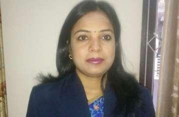 हिंदी भाषा नहीं भावों की अभिव्यक्ति: सुनीता माहेश्वरी