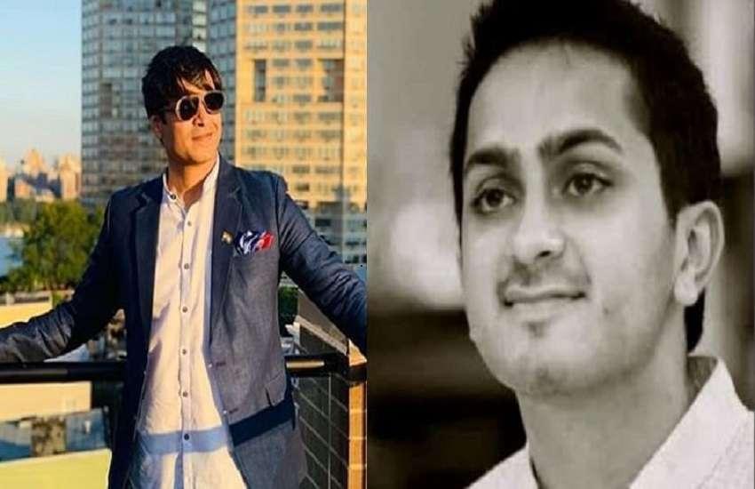 Vivek Oberoi And Aditya Alva