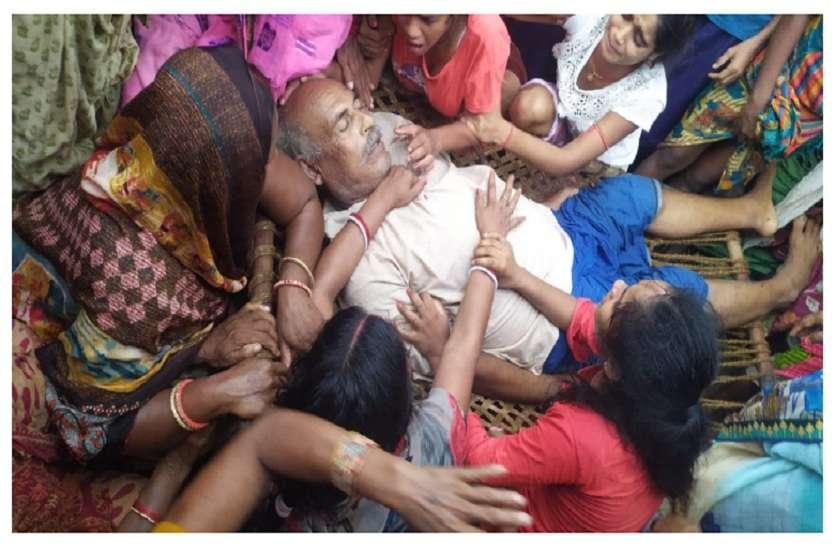 बिहार में फिर मचा वज्रापात से हाहाकार, दो सगी बहिनों सहित 10 की मौत