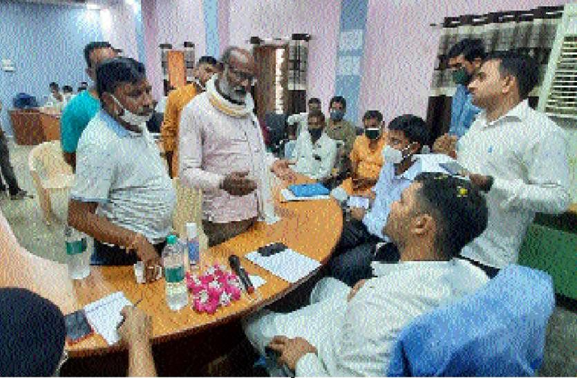 राज्यमंत्री ने जनसुनवाई में की कई घोषणाएं : 23 ग्राम पंचायतों में होगी ग्राम सेवा सहकारी समितियों की स्थापना