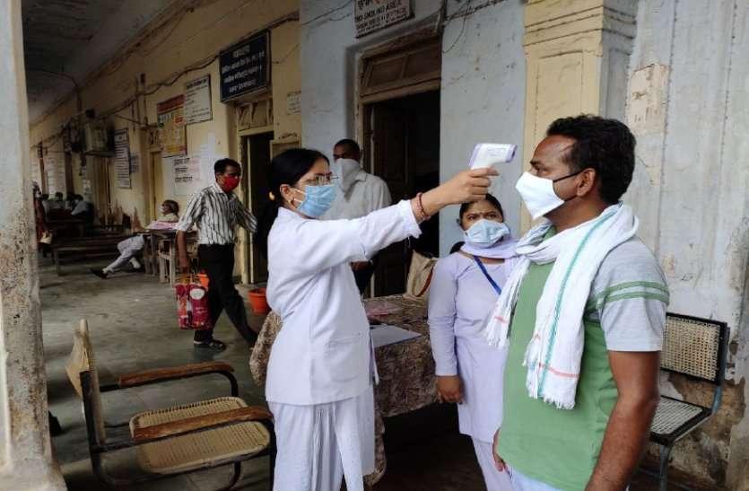 राजस्थान के इस जिले में बढ़ रहा कोरोना का दायरा, बीमारी के मौसम में जांच कराने से कतरा रहे लोग