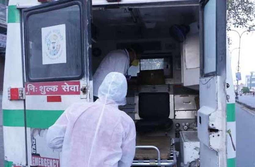 Coronavirus in Rajasthan: राजस्थान में संक्रमण की डबलिंग दर खतरनाक स्तर पर
