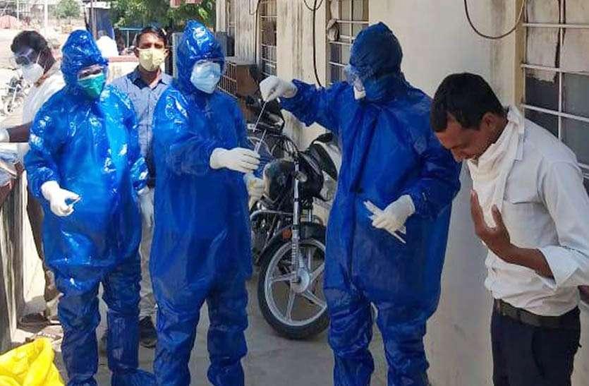 टोंक: जिले में 16 नए पॉजिटिव, एक की मौत, कुल कोरोना संक्रमितों की संख्या हुई 1036
