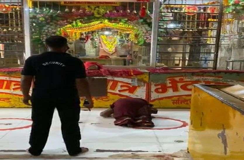 पौने छह महीने बाद खुला जीणमाता मंदिर, प्रदेशभर से पहुंचे श्रद्धालु