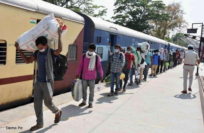 Railway: अब यात्रियों को लौटने में टिकटों के लिए मारामारी ...