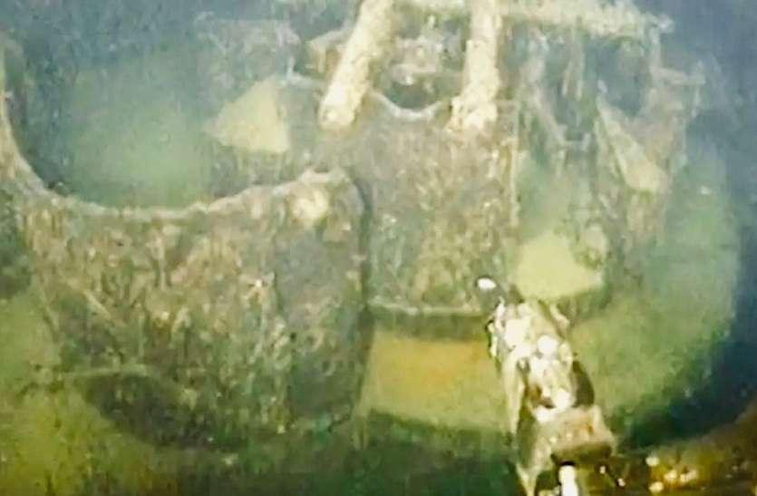 German Cruiser Karlsruhe : 80 वर्ष बाद समुद्र में मिला जर्मन जहाज का मलबा