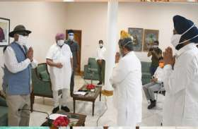 कृषि अध्यादेश पंजाब में अशांति फैलाने और पाकिस्तान के हाथों में खेलने के समानः कैप्टन अमरिन्दर सिंह