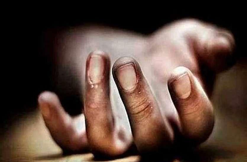तेज रफ्तार पिकअप गाड़ी ने चार युवकों मारी ठोकर,दो युवकों की दर्दनाक मौत, दो घायल