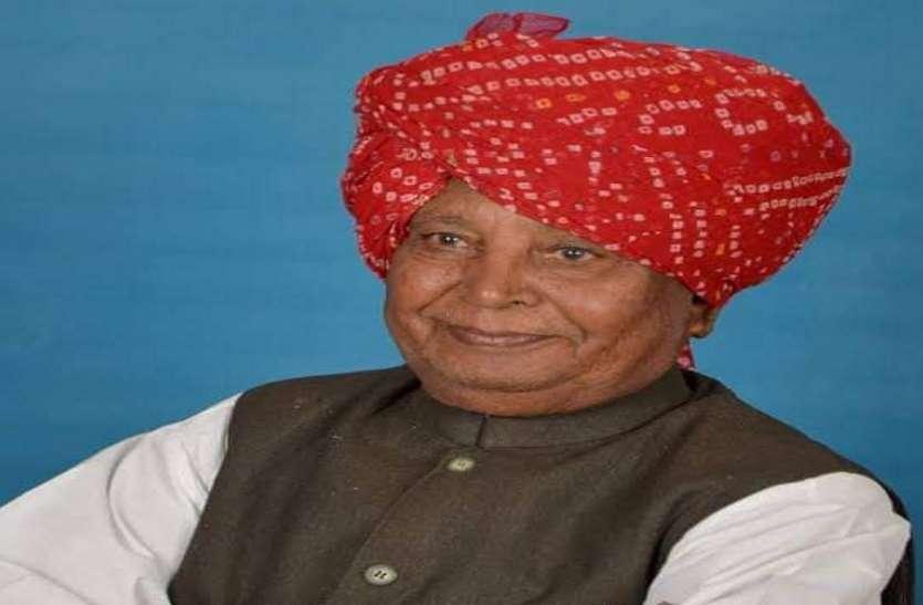 Ahmedabad, Patan, Palanpur News : पूर्व राज्यमंत्री व पूर्व सांसद लीलाधर वाघेला का निधन