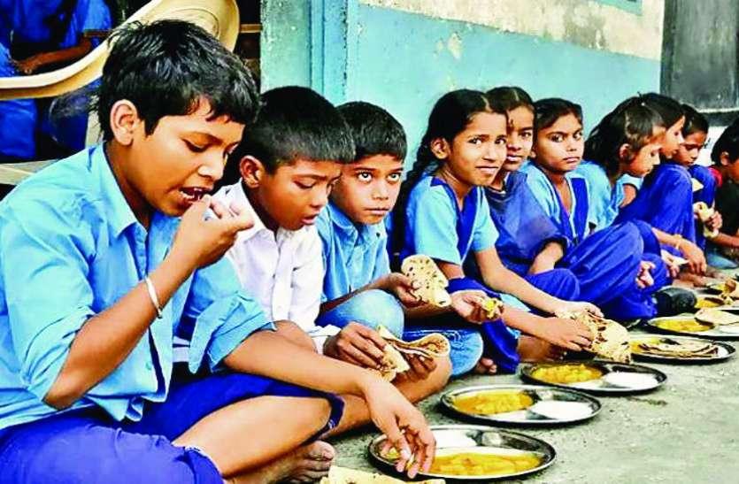 कोरोना: स्कूली बच्चों को मध्याह्न भोजन देने में छत्तीसगढ़ देश में अव्वल
