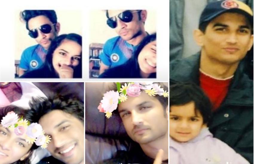 सुशांत सिंह की भांजी ने थ्रोबैक फोटो शेयर कर प्रशंसकों से की यह अपील