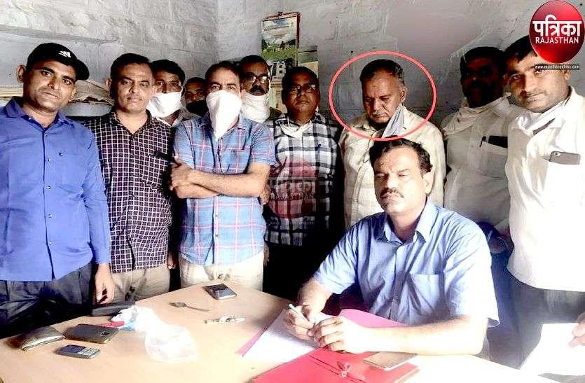 जमीन का म्यूटेशन भरने की एवज में पटवारी ने मांगे थे 10 हजार, एसीबी ने 6 हजार रुपए रिश्वत लेते किया गिरफ्तार