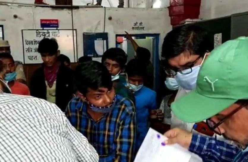Ghaziabad में चाइल्ड ट्रैफिकिंग का भंडाफोड़, छह बच्चे किए गए रेस्क्यू