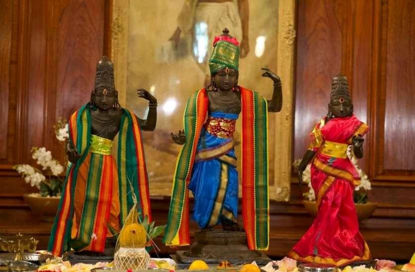 चार दशक पहले तमिलनाडु से चोरी हुई भगवान राम, लक्ष्मण व मां सीता की प्राचीन मूर्तिया ब्रिटेन ने लौटाई