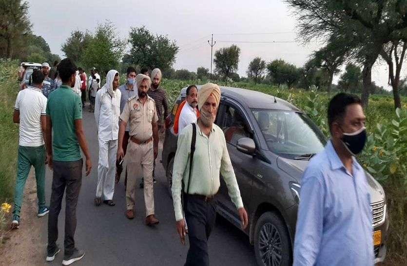 सुरेश रैना के फूफा  की हत्या के बाद राजस्थान के झुंझुंनूं में ऐसा कार्य कर रहे थे आरोपी