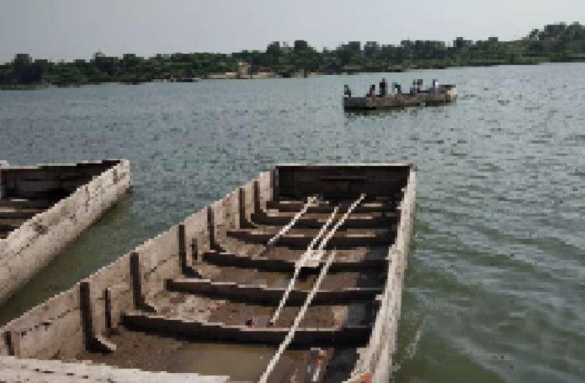 प्रदेश के विभिन्न स्थानों से चम्बल नदी पर आने लगे अस्थि विसर्जन करने