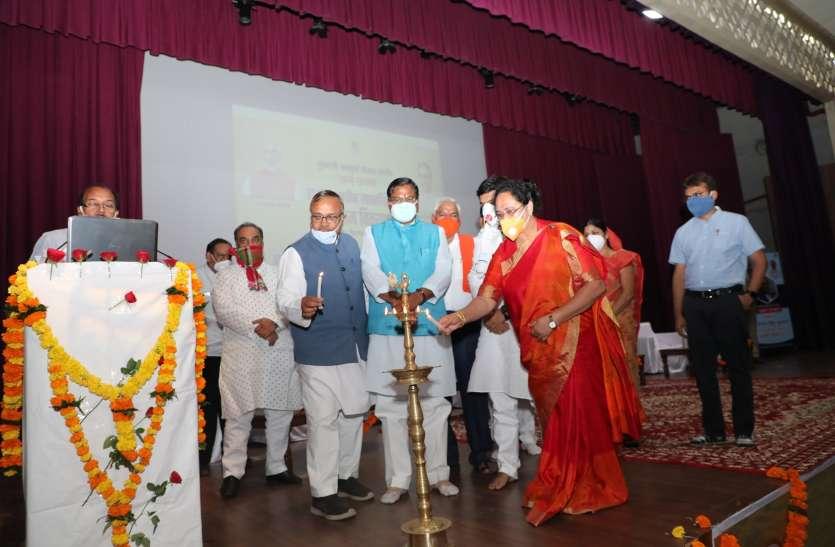 Government facility: केन्द्रीय इस्पात राज्य मंत्री ने वितरण कार्यक्रम में कही यह बात