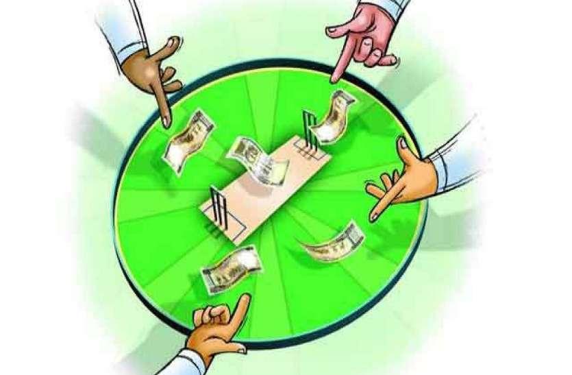 IPL शुरू होने से पहले ही पुलिस ने क्रिकेट पर सट्टा खेलने व खिलाने वाले गिरोह का किया भंडाफोड़