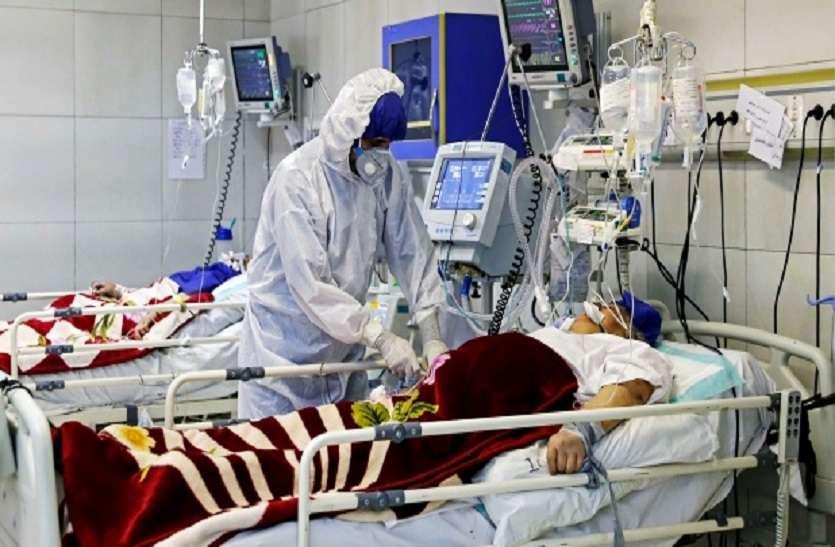 कोरोना : ज्यादा दिन तक संघर्ष कर रहे गंभीर मरीज