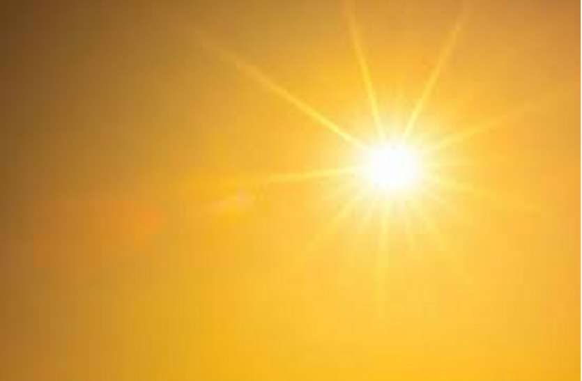 सूर्य ने दिखाए तेवर, अश्विन में भी जेठ सी गर्मी