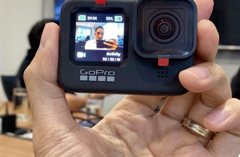 GoPro HERO9 Black हुआ ग्लोबली लांच, जानिए भारत में कब होगी इस शानदार कैमरे की एंट्री