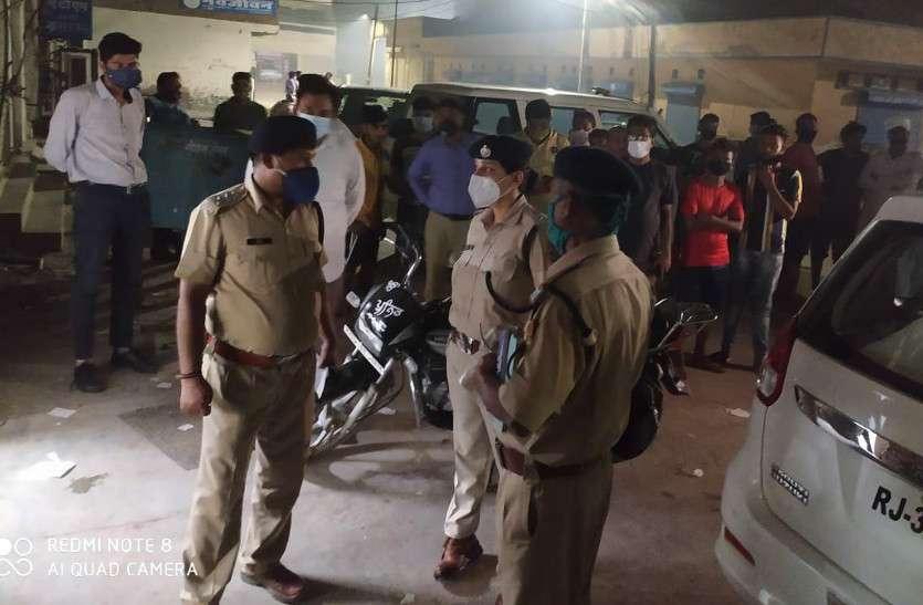 हनुमानगढ़: बैंक कर्मियों को बंधक बनाकर करीब डेढ़ करोड़ रुपए की लूट