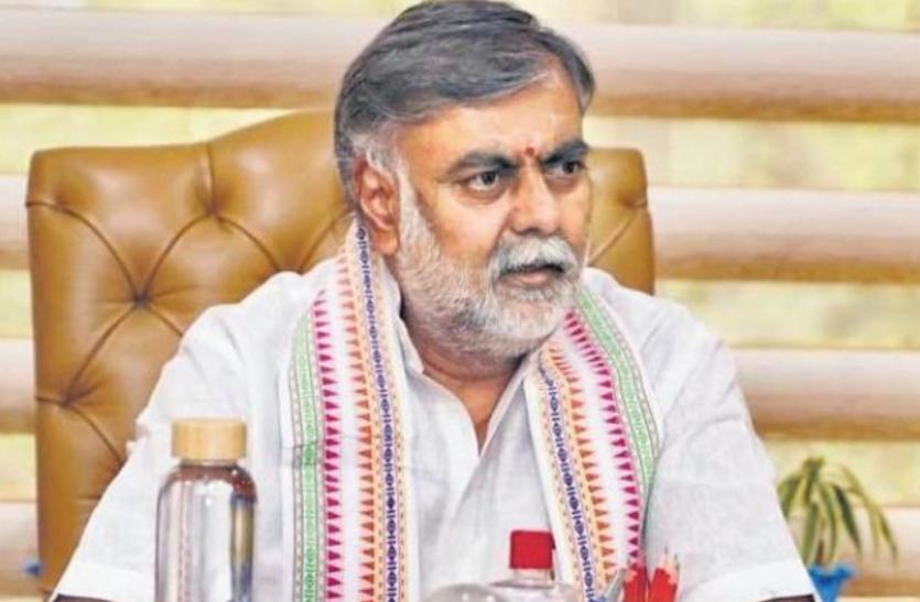 केन्द्रीय संस्कृति मंत्री प्रहलाद सिंह पटेल