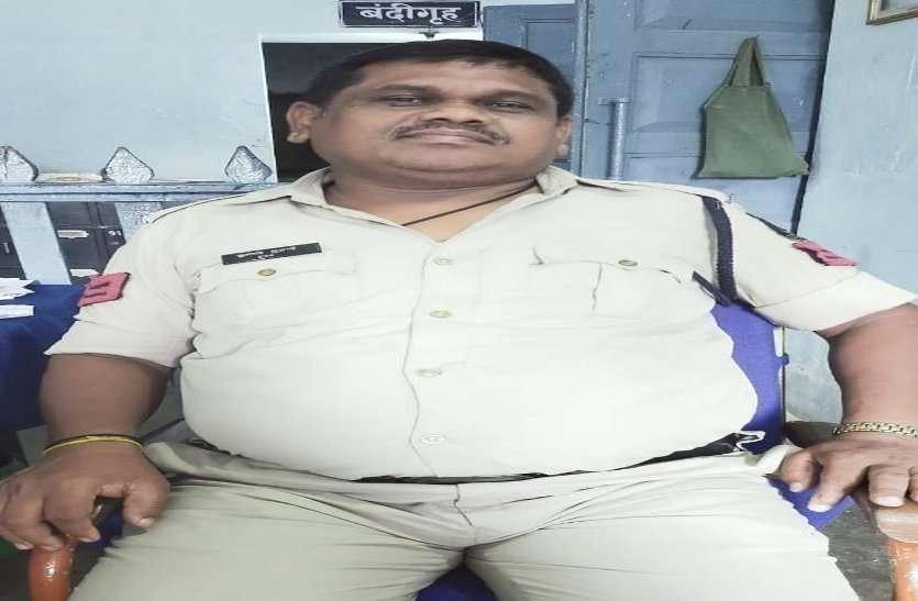 दुर्ग जिले में SI और थाने में ड्यूटी कर रहे प्रधान आरक्षक की कोरोना से मौत, पुलिस विभाग में हड़कंप