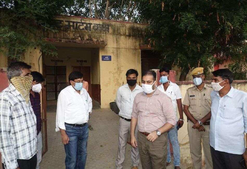 बजरी माफिया के चार नामजद आरोपियों के खिलाफ हत्या का मामला दर्ज