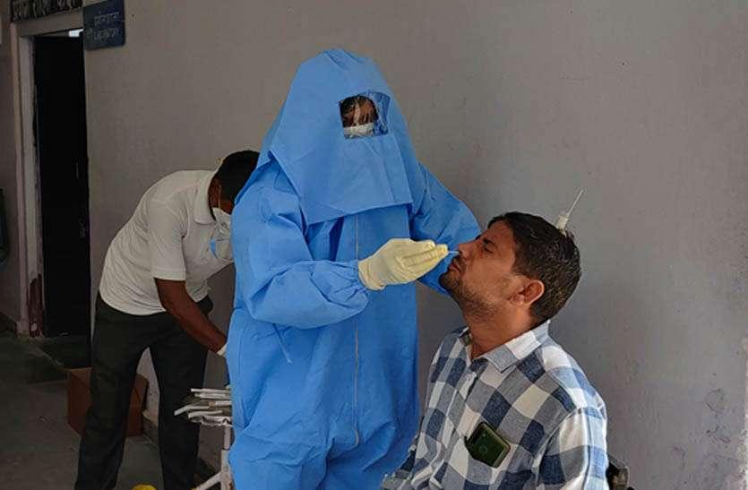 टोंक जिले में लगातार बढ़ रहा है कोरोना, संक्रमितों की संख्या हुई 1276