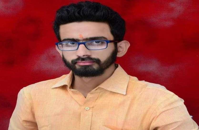युवा भाजपा नेता अमन वाजपेयी की गोली मारकर हत्या