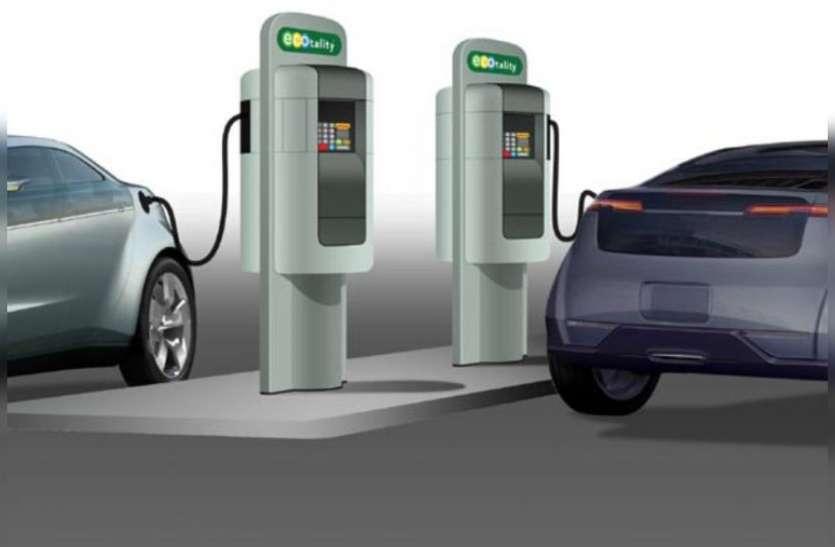 न्यूटाउन में बनेगा देश का बड़ा इलेक्ट्रिक वाहन चार्जिंग स्टेशन