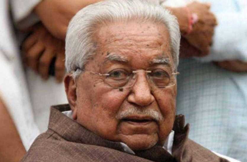 Gujarat:  गुजरात के ये पूर्व सीएम कोरोना पॉजिटिव, 92 वर्षीय नेता फिलहाल होम आइसोलेशन में