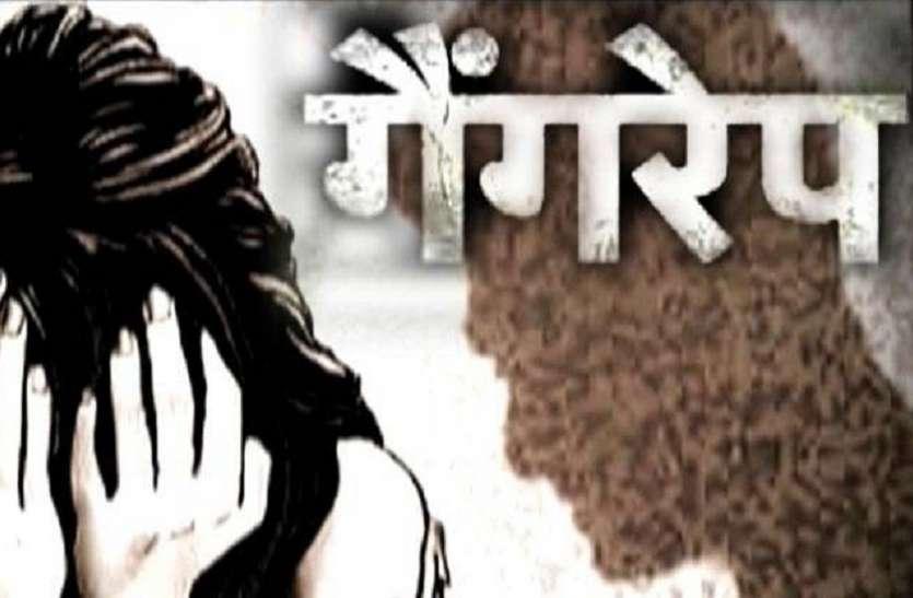 अलवर: भांजे के साथ जा रही थी महिला, युवकों ने बंधक बनाकर किया बलात्कार, वीडियो कर दी वायरल