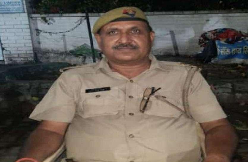 सहारनपुर में कोरोना से सब इंस्पेक्टर की मौत