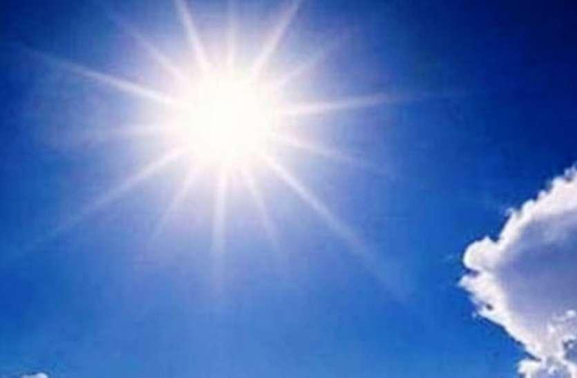 सितंबर में पड़ रही मई—जून महीने जैसी गर्मी, किसान परेशान
