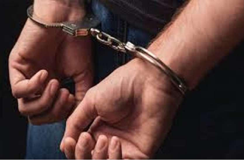 वाराणसी का युवक सतना में दुष्कर्म के आरोप में गिरफ्तार