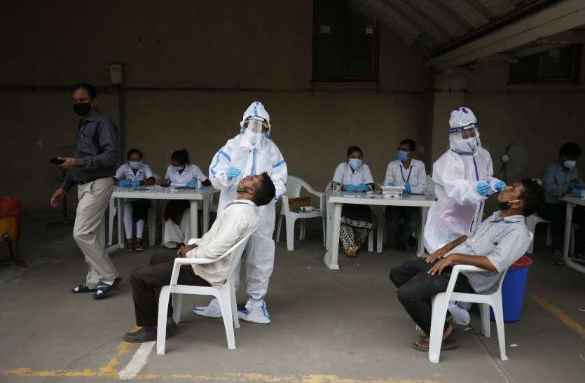 Gujarat: गुजरात में कोरोना के रिकॉर्ड 1432 नए मरीज, 16 मौत