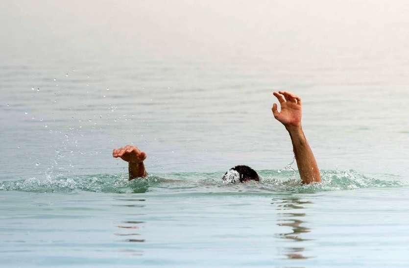 पिता का श्राद्ध करने गए युवक की तालाब में डूबने से मौत, इधर नहाने गया बुजुर्ग भी डूबा