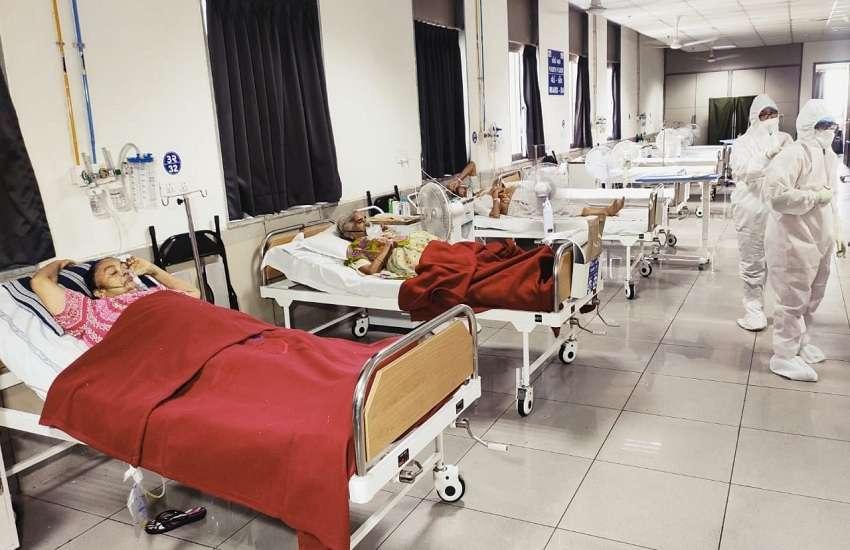 अहमदाबाद के सिविल अस्पताल में शुरू हुआ देश का पहला जीरियाटिक वार्ड