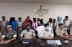 50 हजार का कुख्यात इनामी अपराधी गिरफ्तार, कई होंगे बेनकाब