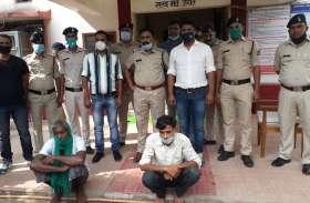 दर्जनभर नाबालिगों से दिल्ली-हरियाणा, पुलवामा समेत अन्य राज्यों में करा रहे थे बंधुआ मजदूरी, पुलिस ने 10 को किया बरामद, 2 गिरफ्तार