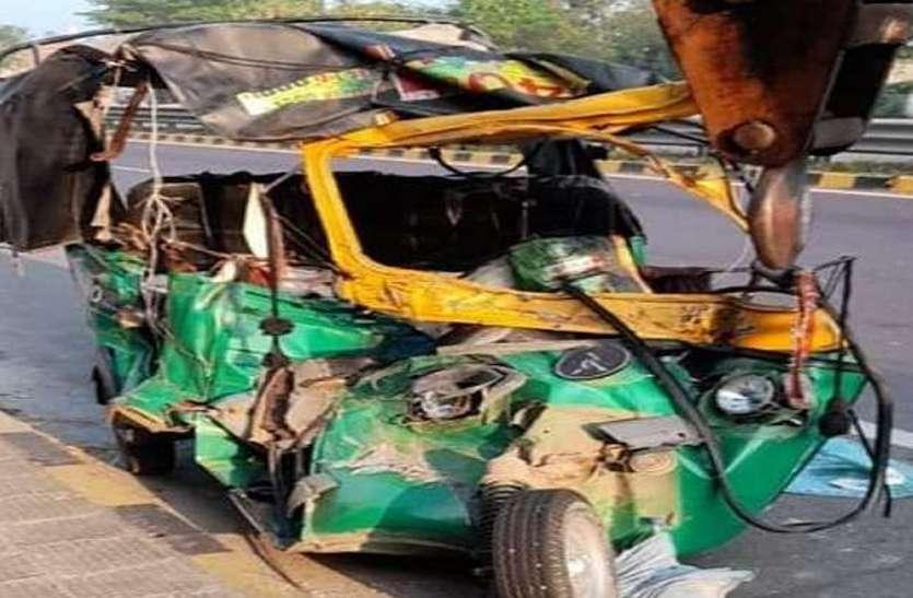 अयोध्या में टेम्पो को ट्रक ने मारी जोरदार टक्कर, चार की मौत, नौ जख्मी, सीएम योगी दुखी