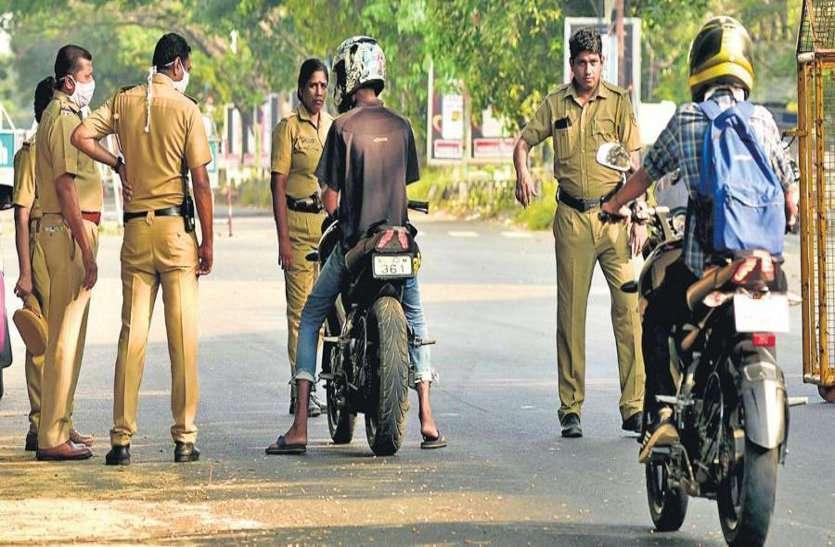 दुर्ग जिले में अब तक का सबसे सख्त लॉकडाउन शुरू, 11 दिनों तक कोई छूट नहीं, पहली बार राशन और शराब दुकानों को भी किया बंद